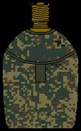 Фляга армейская - Подсумок (1)