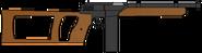 Пистолет Железный Феликс (РП) - пистолет-пулемёт