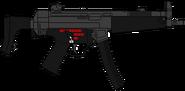 H&K MP5A5 (ФРГ)
