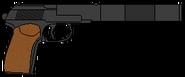 Пистолет Макарыч-Б (РП)