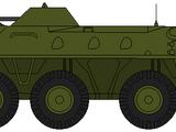 Военный наземный транспорт