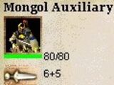 Mongol Auxiliary