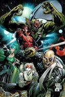 Uncanny X-Men Vol 1 482 Textless