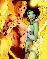 Adam and Elalyth