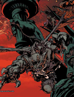 Villains of The Apokaliptan Empire