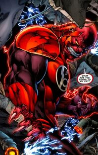 The Red Lanterns