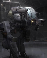 Mech of The Authority