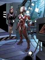 Invincible Iron Man 10 2nd