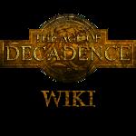 The Age of Decadence Вики