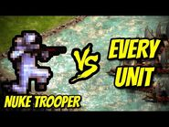 NUKE TROOPER vs EVERY UNIT - Age of Empires- Definitive Edition