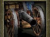 Canon lourd