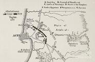 Battle plan Acre 1189