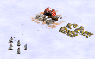 Slingers Attack