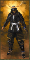 Daimyo Masamune concept art
