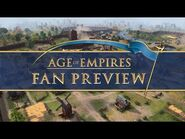 ¡Age of Empires- Fan Preview -Latin American Spanish-