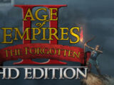 Age of Empires II HD: The Forgotten