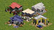 05 - Todos los tipos de casa en la Edad del Hierro