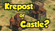Krepost vs Castle Analysis