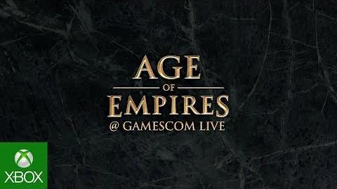 Age of Empires @ gamescom LIVE