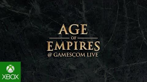 Age of Empires @ gamescom LIVE