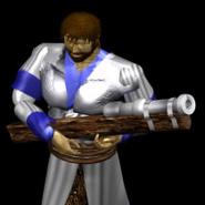Aoe2 Janissary render