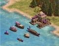 Miscellaneous ships DE