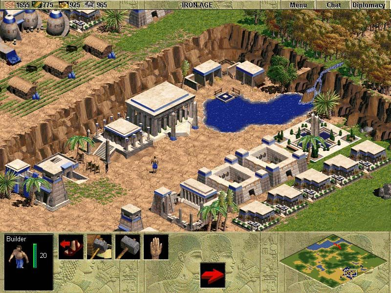 Egyptians (Age of Empires)/Strategy
