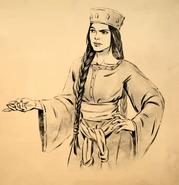 El Cid's Wife Ximena