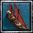 Aoe3 dhow warship icon