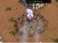 Aztec Fire Pit