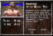 Siegfried Profile 2 AoEM