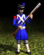 Guard Cassador model