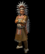 Lakota War Chief