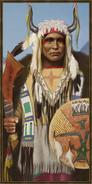 Lakota history portrait