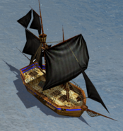 Privateer Ship