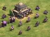 Cavalry units (Age of Empires II)
