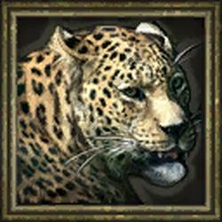 Juanita la Jaguar Domesticada