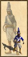 Chakram history portrait