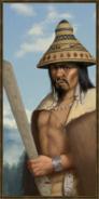 Nootka history portrait