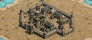 南亞 軍事建築 城堡後
