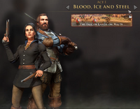 Interface AOE III Definitive Edition Acte I Blood
