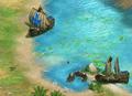 Elite Cannon Galleon DE
