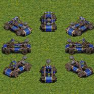Heavy Catapults