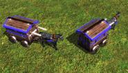 War wagon aoe3 model