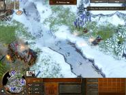 Russian Guard attack
