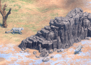 AoE2 DE Snow Leopard