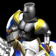 Cavalier render