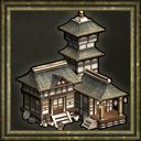Aoe3 unused japanese town center portrait
