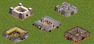 Barracks Bronze Age