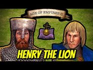 HENRY THE LION - AoE II- Definitive Edition